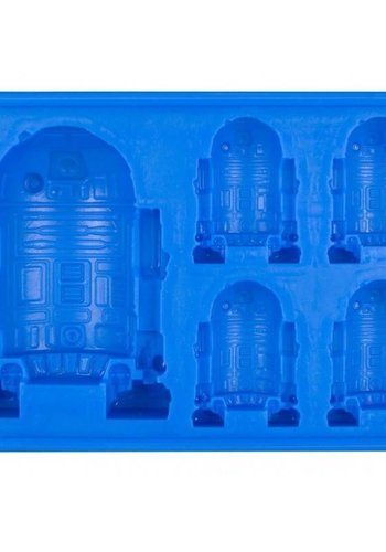 R2-D2 SILICONE TRAY
