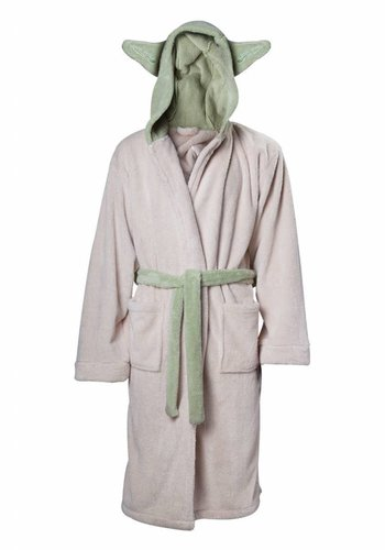 Bioworld Star Wars - Yoda Bath Robe with Ears