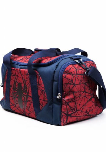 Bioworld SPIDER-MAN - THE ULTIMATE SPIDER-MAN LOGO DUFFLE BAG
