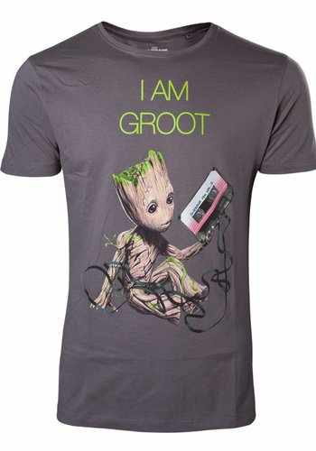 Bioworld GUARDIANS OF THE GALAXY - MINI GROOT T-SHIRT