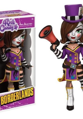 FUNKO Rock Candy: Borderlands - Mad Moxxi