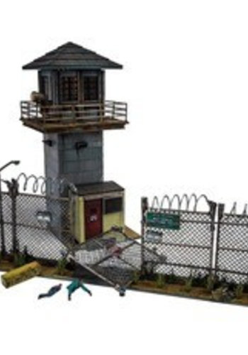 Mcfarlane Toys The Walking Dead TV series: Building Sets - Prison