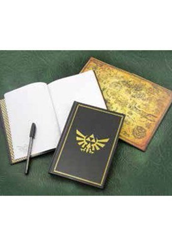 Paladone The Legend of Zelda-HYRULE NOTEBOOK