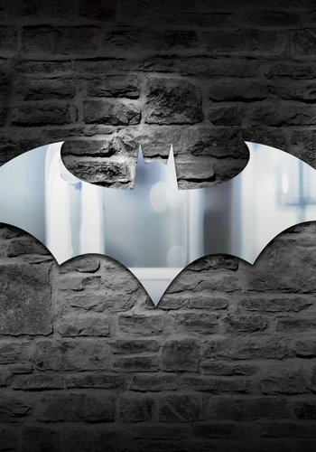 DC Comics: Batman - Logo Mirror