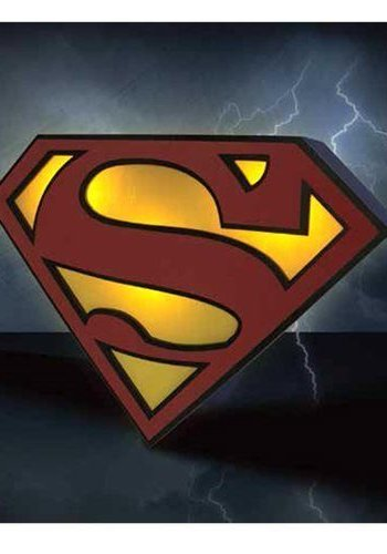 Superman: Logo Light