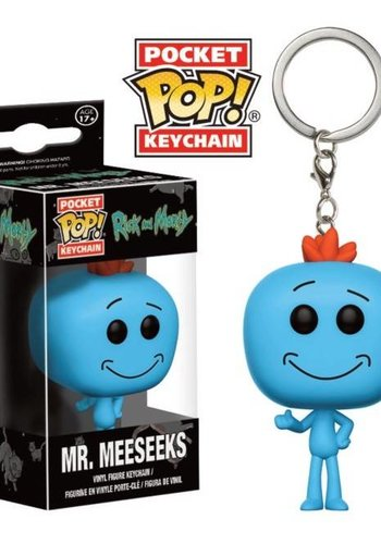Pocket Pop Keychains: Rick and Morty - Mr. Meeseeks