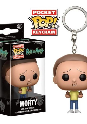 Pocket Pop Keychains: Rick and Morty - Morty