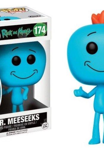 Pop! Cartoons: Rick and Morty - Mr. Meeseeks