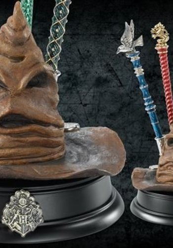 Harry Potter - Sorting hat pen display