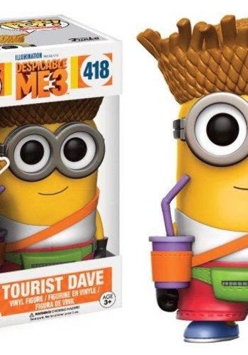 FUNKO Pop! Movies: Despicable Me 3 - Tourist Dave