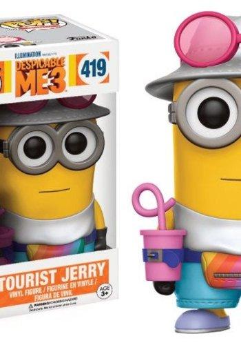 Pop! Movies: Despicable Me 3 - Tourist Jerry