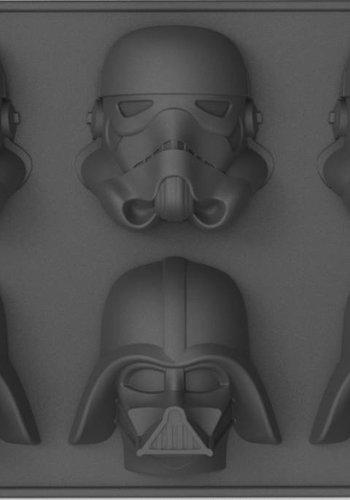 Star Wars: Stormtrooper & Darth Vader Ice Cube Tray