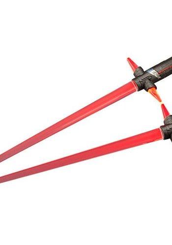 Kotobukiya Star Wars: Kylo Ren Lightsaber Chopsticks Light Up Version