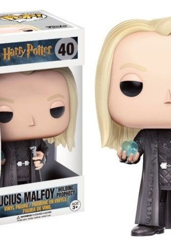 Pop! Harry Potter: Lucius With Prophecy LE