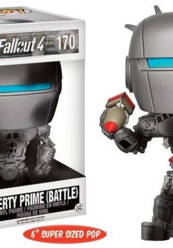 FUNKO Pop! Games: Fallout 4 - Liberty Prime 6 inch Battle Version LE