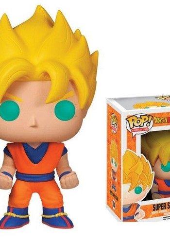 FUNKO Pop! Anime: Dragon Ball Z - Super Saiyan Goku