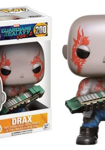 Pop! Marvel: Guardians of The Galaxy 2 - Drax