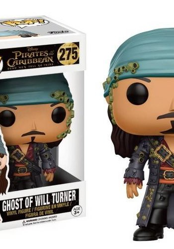 Pop! Movie: PotC Dead Men tell no Tales - Ghost of Will Turner