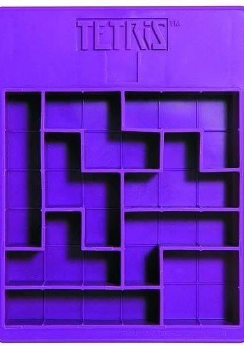 Tetris Ice Silicone Ice Cube Tray