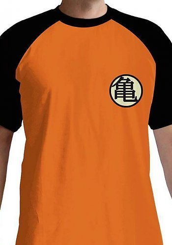 Dragon Ball Z T Shirt Kame Symbol Fans