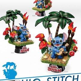 Disney Select: Stitch Diorama