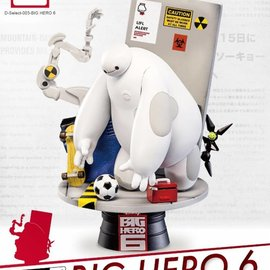 Disney Select: Big Hero 6 Diorama