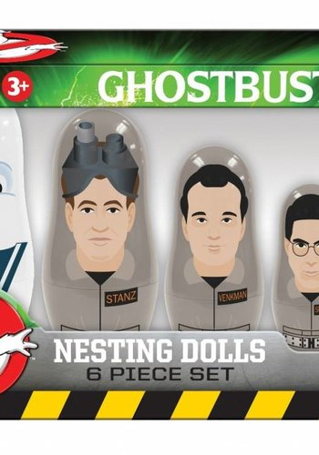 Ghostbusters - Nesting Dolls