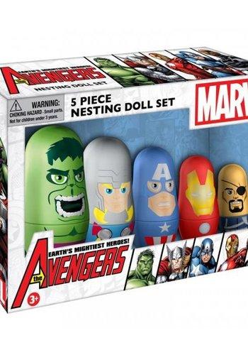 Marvel - Avengers - Nesting Dolls