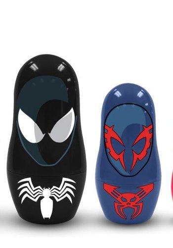 Spiderman - Nesting Dolls