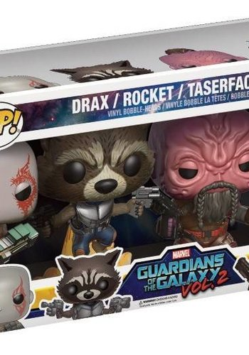 Guardians of the Galaxy - Funko Pop! 4 Pack Set 2