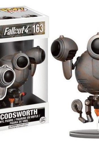 Pop! Games: Fallout 4 - Codsworth Battle Version LE