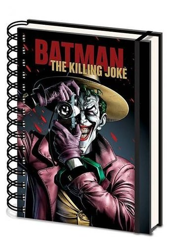 Batman The Killing Joke Cover – A5 Ringband Notitieboek