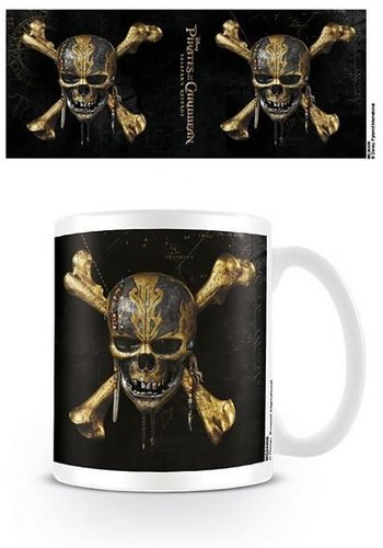 Pirates of the Caribbean Skull - Mok