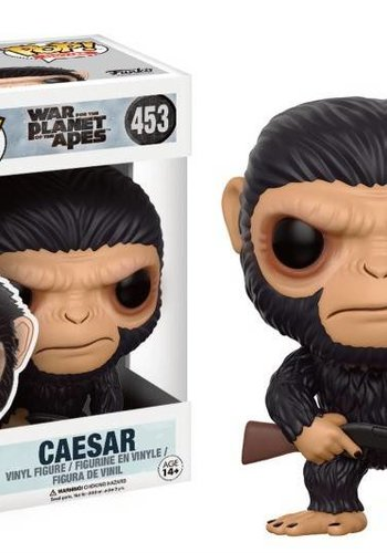 Pop! Movies: War for The Planet of The Apes - Caesar