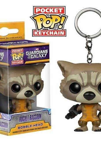Pocket Pop! Keychains: Guardians of the Galaxy - Rocket Raccoon