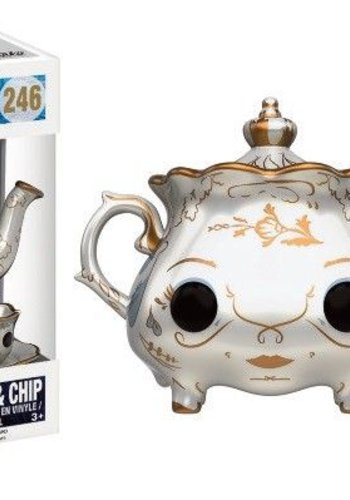 Pop! Disney: Beauty and the Beast Live Action - Mrs. Potts & Chip