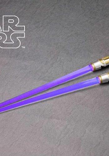 Star Wars Chopsticks Mace Windu Lightsaber