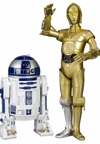 Star Wars: C-3PO And R2-D2 ArtFX+ Statue Two-pack
