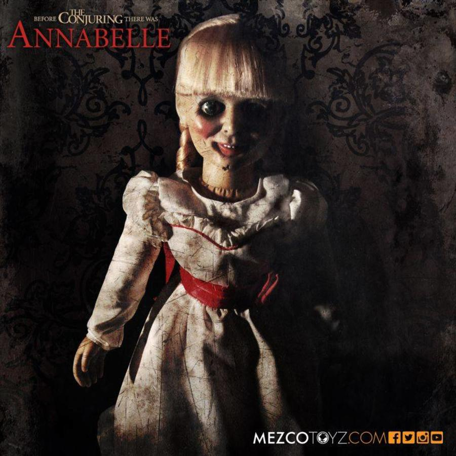 The Conjuring: Annabelle 18 inch Prop Replica Doll
