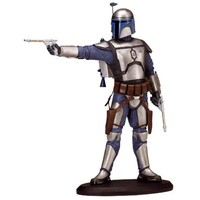 Star Wars Episode II Attack of the Clones Elite Collection Statue Jango Fett 19 cm