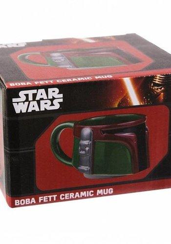 Zeon Boba Fett Ceramic Mug