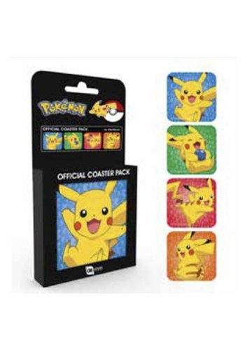 Abysse Corp Pokemon official coaster pack