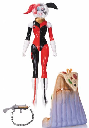 Diamond Direct DC Comics: Designer Series Conner - Spacesuit Harley Quinn AF