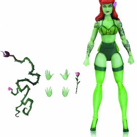 Diamond Direct DC Comics: Ant Lucia Bombshell - Poison Ivy Action Figure