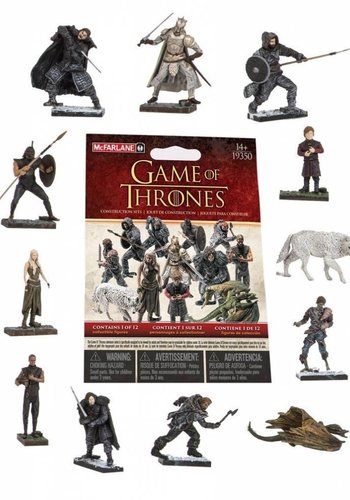 Game of Thrones: Blind Bag Figure Serie 1 Sold per one