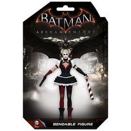 DC Comics: Harley Quinn Bendable Figure - Arkham Knight