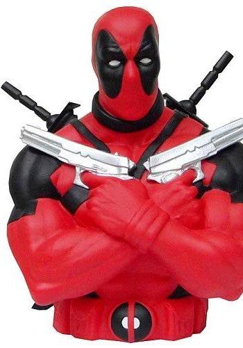 Marvel: Deadpool Bust Bank