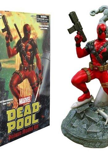 Marvel: Deadpool Deluxe Model Kit