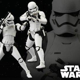 Kotobukiya Star Wars The Force Awakens: First Order Stormtrooper ARTFX+ 2-pack
