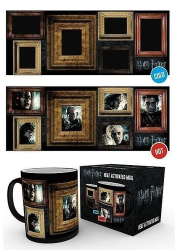 Hole In The Wall Harry Potter: Portraits Heat Change Mug